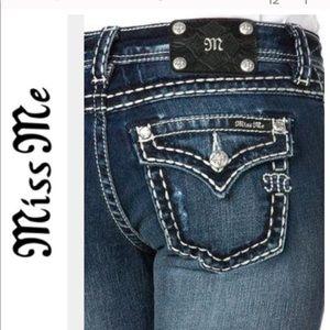 💕SALE💕Miss Me Premium Denim Jeans